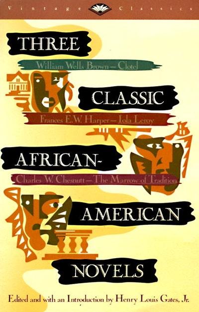 Three Classic African Amer Novel