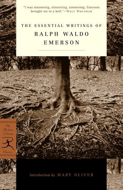 Mod Lib Essential Writings Of Emerson