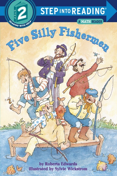 Five Silly Fishermen Step Into Reading Lvl 2
