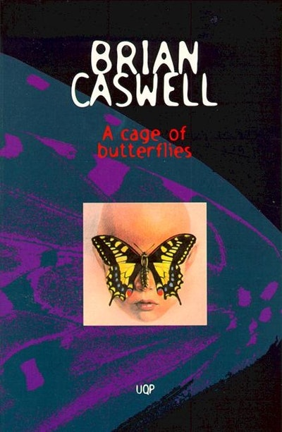 Book Cover: A Cage Of Butterflies