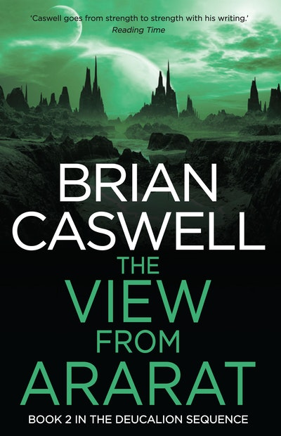 Book Cover:  View From Ararat, The
