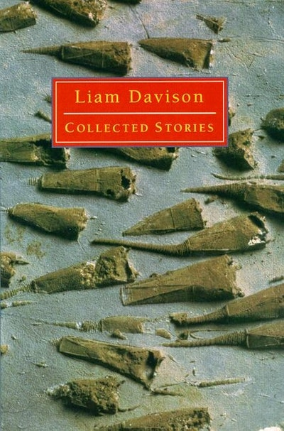 Book Cover:  Collected Stories: Liam Davison