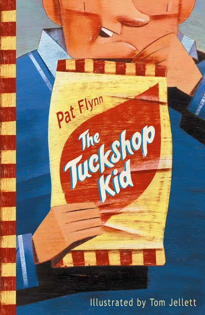 Book Cover: The Tuckshop Kid