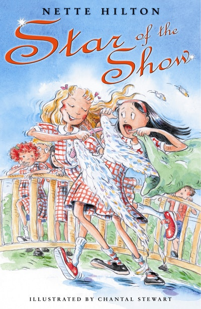 Book Cover:  Star of the Show