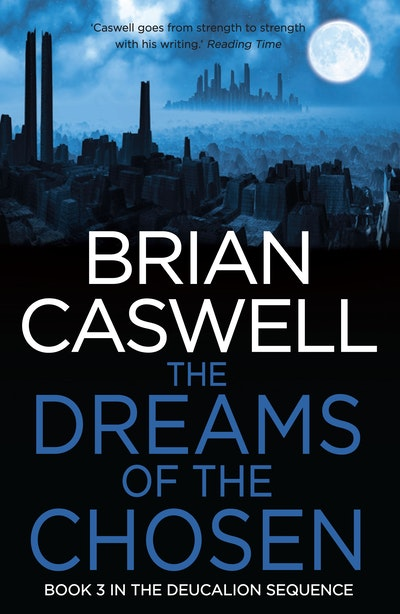 Book Cover:  Dreams Of The Chosen, The
