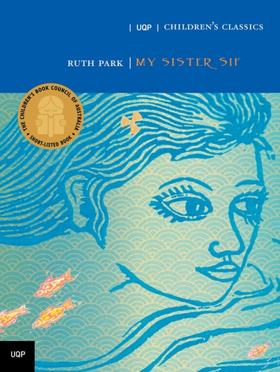 Book Cover:  My Sister Sif