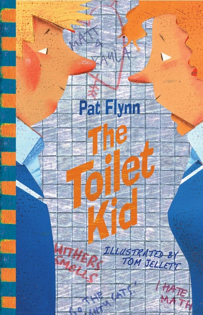 Book Cover: The Toilet Kid