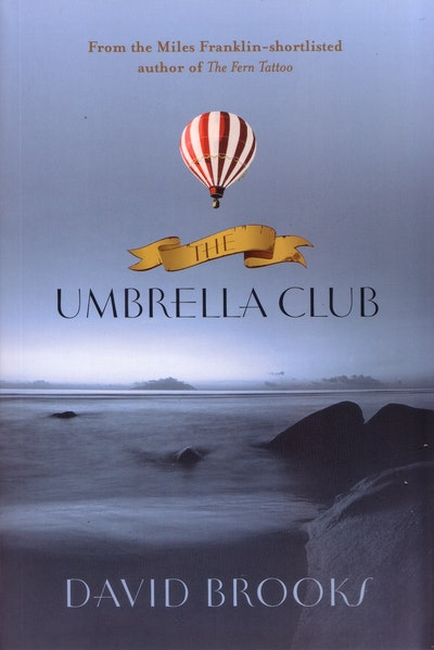 Book Cover: The Umbrella Club