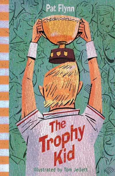 Book Cover: The Trophy Kid