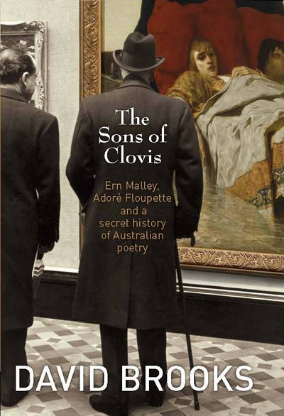 Book Cover: The Sons of Clovis