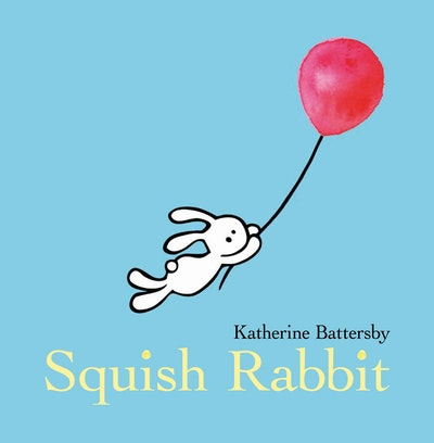 Book Cover:  Squish Rabbit