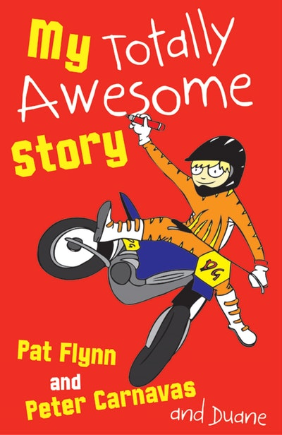 Book Cover:  My Totally Awesome Story