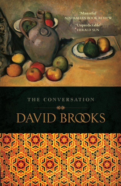 Book Cover: The Conversation