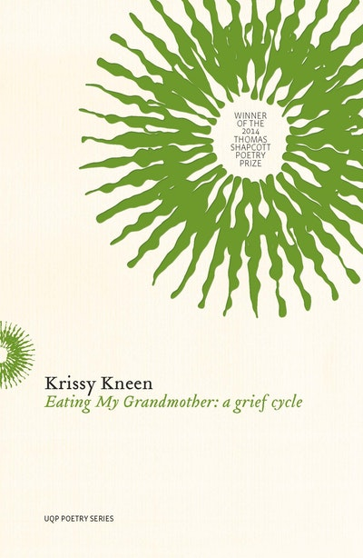 Book Cover:  Eating My Grandmother: A Grief Cycle