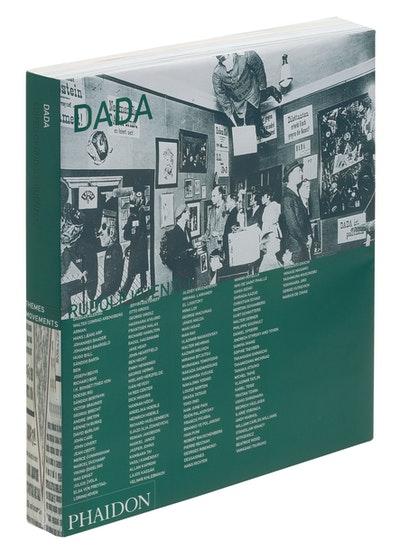 dada developed in distinct