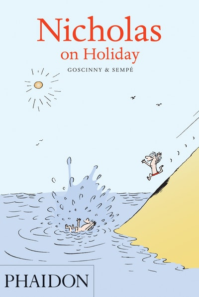 Book Cover:  Nicholas on Holiday