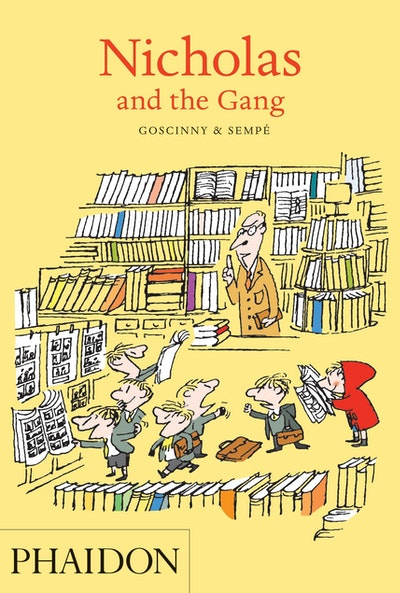 Book Cover:  Nicholas and the Gang
