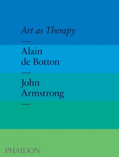 Book Cover:  Art as Therapy