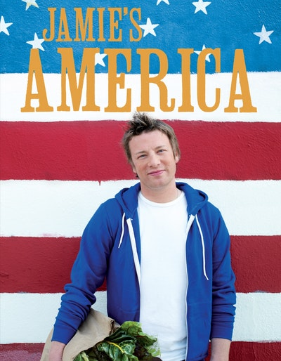 Book Cover:  Jamie's America