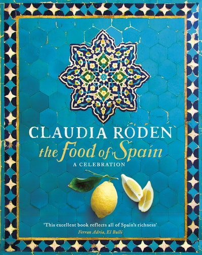 Book Cover: The Food of Spain