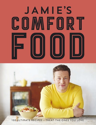 Book Cover:  Jamie's Comfort Food