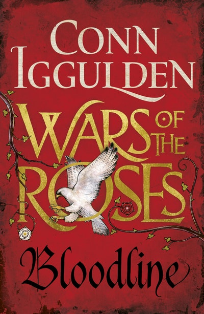 Book Cover:  Wars of the Roses: Bloodline