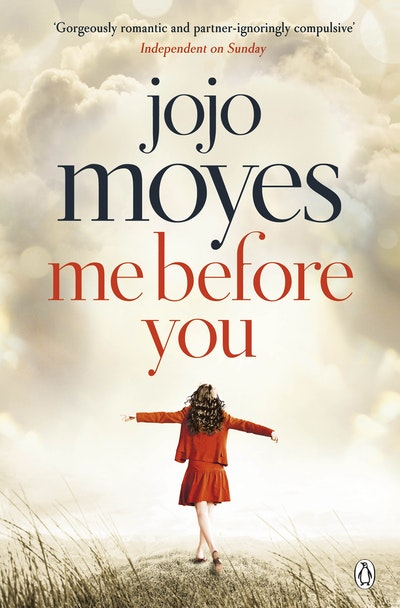 Book Cover:  Me Before You