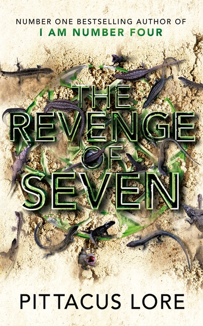 Book Cover:  Revenge of Seven