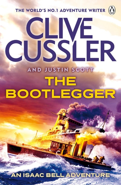 Book Cover: The Bootlegger: An Isaac Bell Adventure