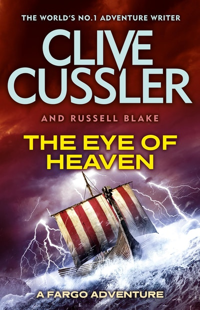 Book Cover: The Eye of Heaven: A Fargo Adventure