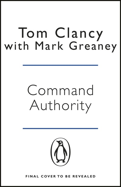 Book Cover:  Command Authority