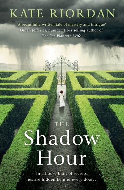Book Cover: The Shadow Hour