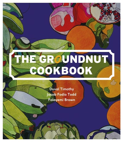 Book Cover:  Groundnut Cookbook, The