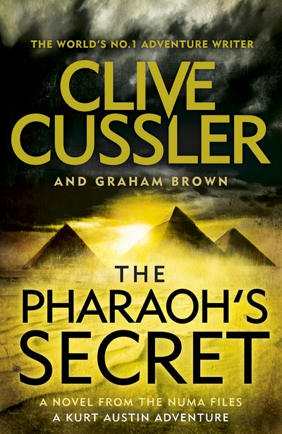 Book Cover: The Pharaoh's Secret: NUMA Files