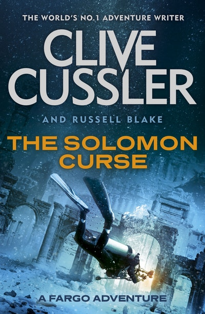 Book Cover:  Solomon Curse
