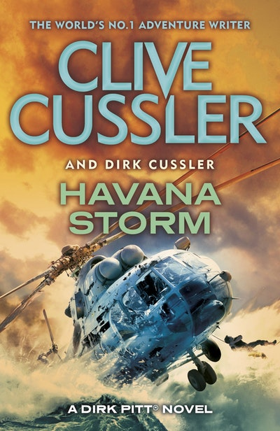 Book Cover:  Havana Storm: A Dirk Pitt Adventure
