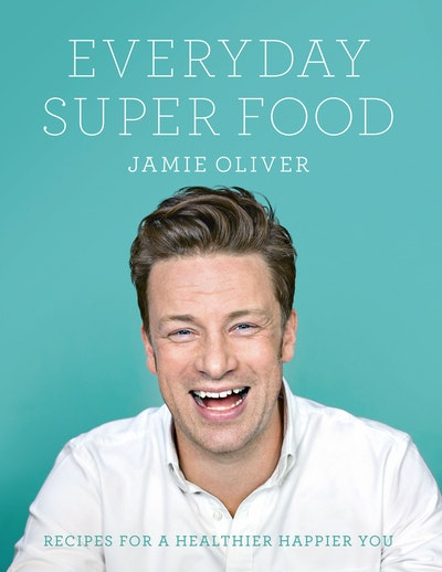 Book Cover:  Everyday Super Food