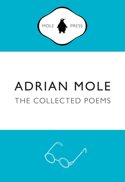 Book Cover:  Adrian Mole: The Collected Poems