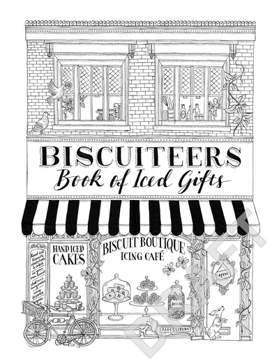 The Biscuiteers Book of Iced Gifts
