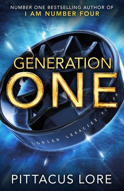 Generation One: Lorien Legacies Reborn