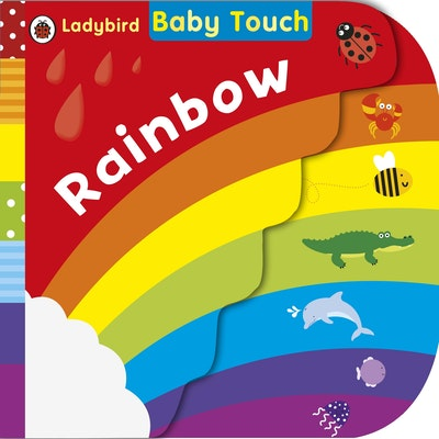 Book Cover:  Ladybird Baby Touch: Rainbow