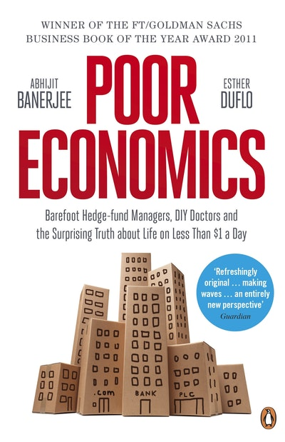 Poor Economics: Barefoot Hedge-fund Managers, Reluctant Entrepreneurs and the Surprising Truth about Life on less than $1 a Day