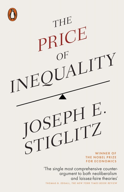 Book Cover:  Price Of Inequality, The