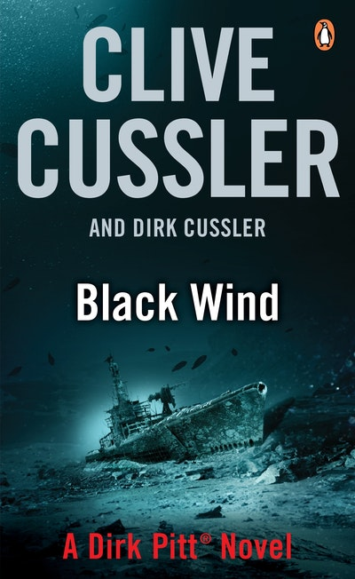 Book Cover:  Black Wind: A Dirk Pitt Adventure