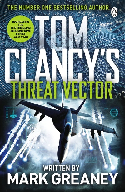Book Cover:  Threat Vector