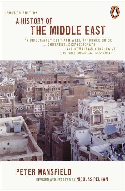 A History Of The Middle East, Fourth Edition