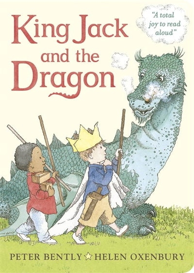 Book Cover:  King Jack and the Dragon