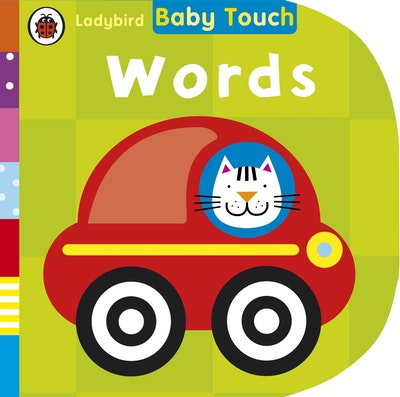 Book Cover:  Ladybird Baby Touch: Words