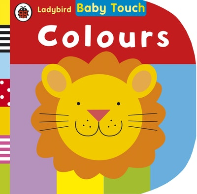 Book Cover:  Ladybird Baby Touch: Colours