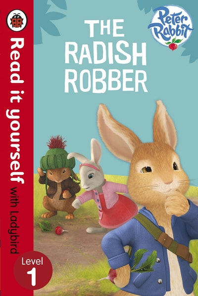 Peter Rabbit Animation: The Radish Robber - Read it Yourself with Ladybird Level 1